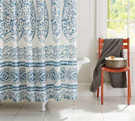 block print shower curtain indian block print shower curtain i vivaterra