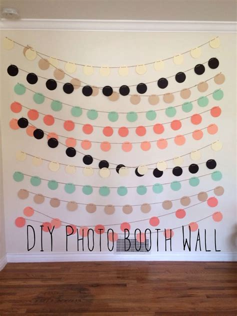design backdrop creative 10 diy wedding photo booths the girl creative