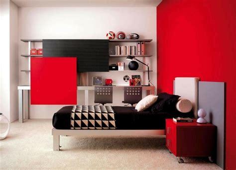 modernes schickes schlafzimmer 100 interieur ideen mit grellen wandfarben archzine net