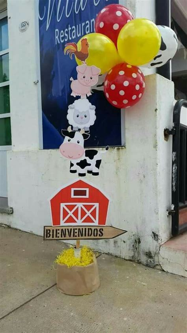 decoracion la granja de zenon decoracion de la granja de zenon para cumpleanos 20