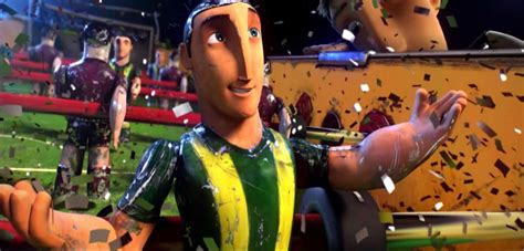 film cartoon football metegol le premier film d animation qui met le babyfoot