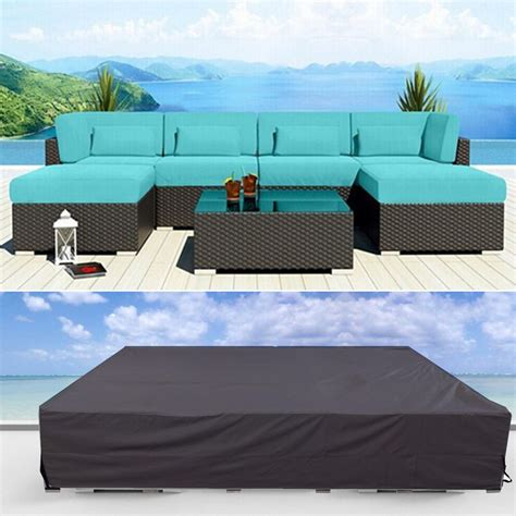 Outdoor Furniture Cover Water Resistant Patio Garden Water Resistant Patio Furniture