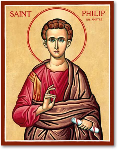 Crosses Home Decor by Men Saint Icons St Philip Icon Monastery Icons