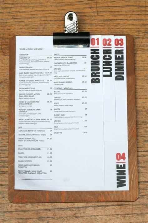 layout menu bar 17 best ideas about restaurant menu design on pinterest