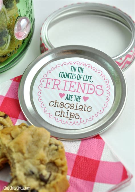 printable mason jar cookie labels mason jar gift idea chocolate chip cookie jar
