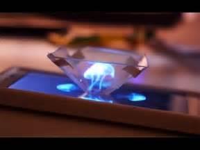 fabriquer un projecteur d hologramme pour smartphone youtube