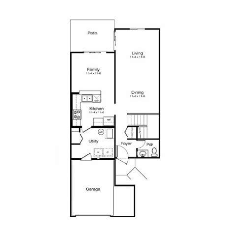 c pendleton base housing floor plans snmb1 5 floorplans santa margarita lincoln military