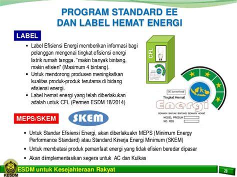 Ac Portable Hemat Energi presentasi energi baru terbarukan dan konservasi energi
