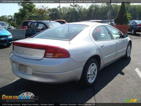 2000 dodge intrepid bright silver metallic medium quartz