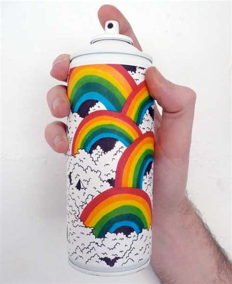 Sprei Rainbow 20 best images about spray paint can on