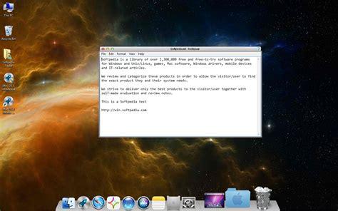 Mac Infinite mac os x infinite 1 0 0