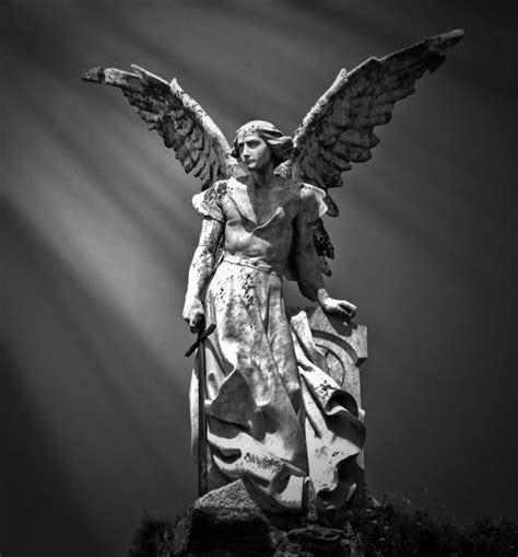 angel statue tattoo photo exterminador by jesusblanco on 500px