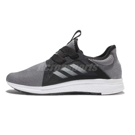 adidas edge lux bounce adidas edge lux w bounce black grey white women running