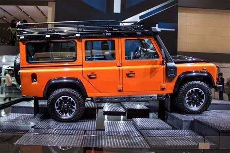 burnt orange range rover defender2 net view topic is orange the new black