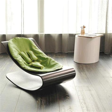Baby Rocking Chair In Contemporary Style Modern Furniture Modern Toddler Furniture