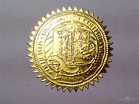 Buy A Fake College Diploma Online Diploma Seal Template