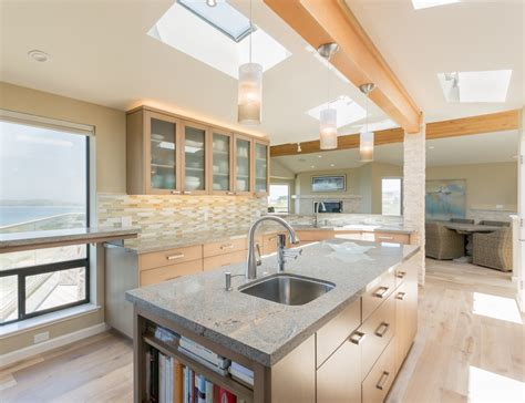 bodega bay kitchen leff construction design build