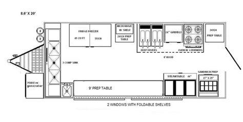 food layout pinterest food truck floor plan glamorous food truck floor plan pool