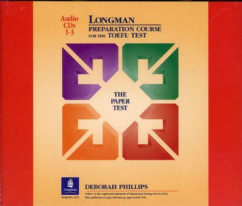 Longman Preparation Course For Toefl Test Paper Test W Murah Longman Preparation Course For The Toefl Test The Paper