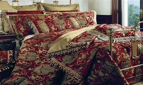 dining table mats designs  magi red  gold king comforter set interior designs artflyzcom