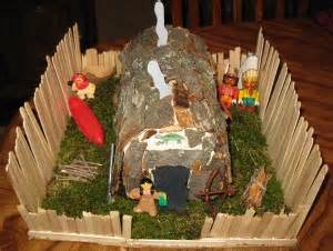 American longhouse projects for kids tara makes an iroquois longhouse