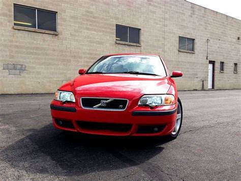 manual cars for sale 2004 volvo s60 electronic throttle control sell used 2004 volvo s60r awd 300hp 6spd manual in salt lake city utah united states for us