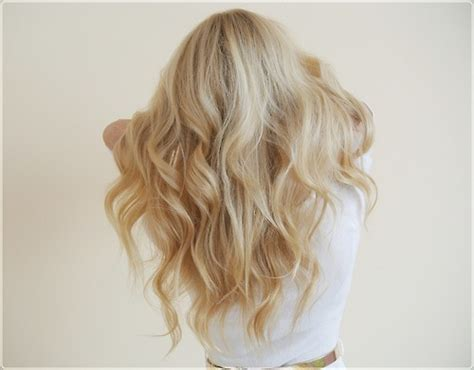 blonde hairstyles we heart it blond curly girl hair image 728302 on favim com