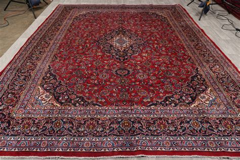 9 x 12 rugs clearance clearance 9x12 mashad area rug wool carpet 12 3 quot x 9 6 quot ebay