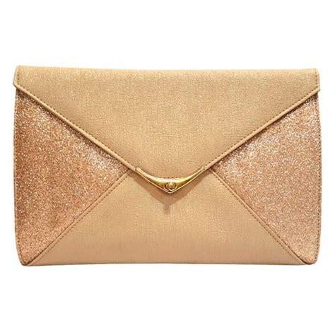 Envelope Clutch Gold
