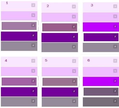 28 what colors go well with purple colors that go well with purple wedding ideas