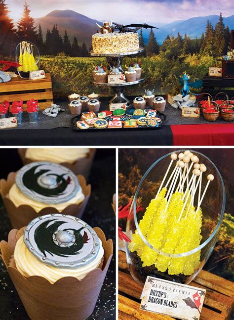viking themed events woodsy how to train your dragon birthday party hostess