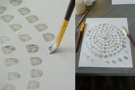 Wanddeko Ideen Mit Farbe by Wanddeko Selber Machen Mit Farbe Schmauchbrueder