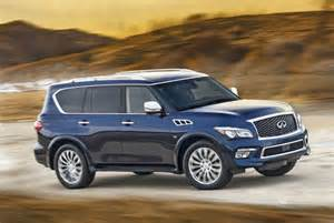 Infiniti Qx80 2015 2015 Infiniti Qx80 Gets Styling Updates New Limited Trim