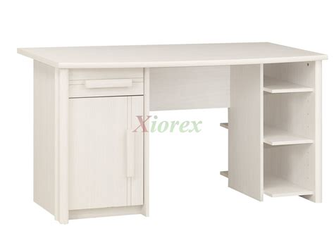 student white desk desks for students gami montana student desk white ash