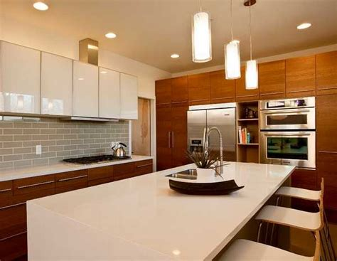 Warm Kitchen Designs Warm Contemporary Kitchen Designs House Pinterest