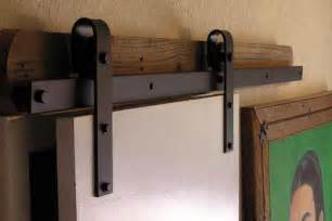 Barn Door Tracker Kit Barn Door Hardware Kits From Agave Ironworks