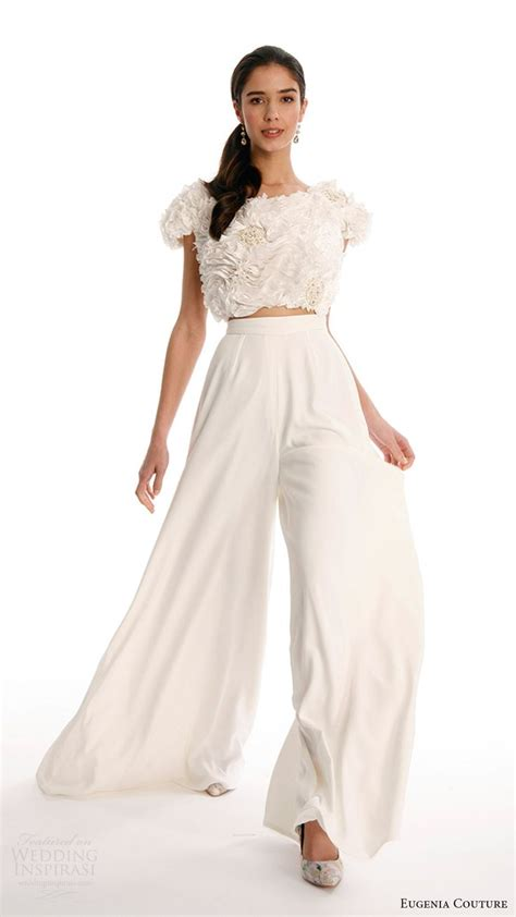 Wedding Attire Jumpsuits by 1000 Images About Wedding Jumpsuits For On