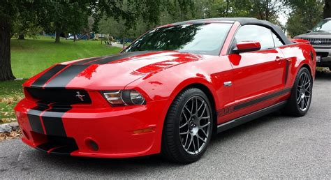 gts mustang 11 shelby gts convertible the mustang source ford