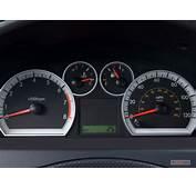Image 2007 Chevrolet Aveo 4 Door Sedan LS Instrument