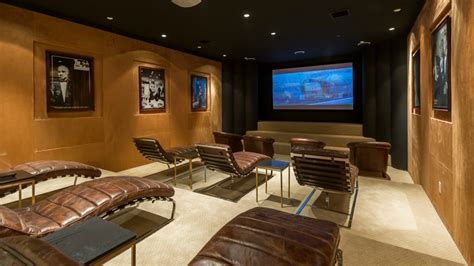 theaters with lounge chairs 37 mind blowing home theater design ideas pictures