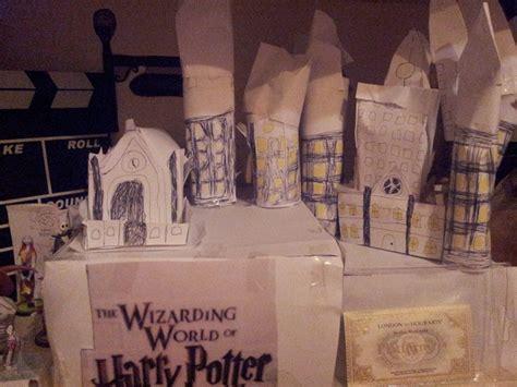 Hogwarts Castle Papercraft - hogwarts castle from harry potter by markz92 on deviantart