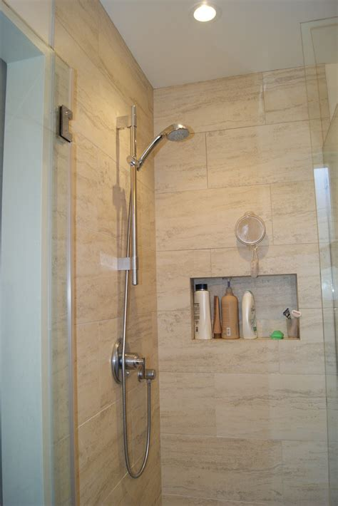 porcelain tile for bathroom shower top selections of modern shower tile homesfeed