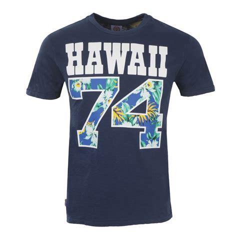 Kaos 116 Hawaii Size L franklin marshall hawaii franklin t shirt masdings