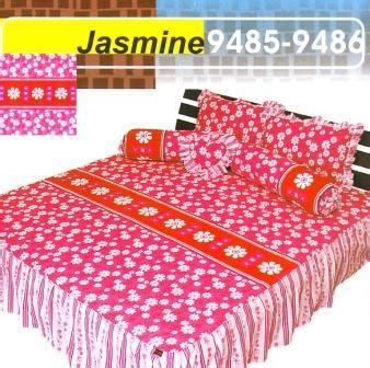 Uk 180 King 160 Sprei Sprey Polos Cassamia Orange Sunkist comforter mylove rumah sprei cantik