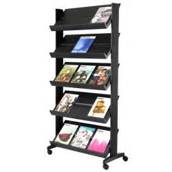 xl paperflow model 255n single side magazine rack office zone 174