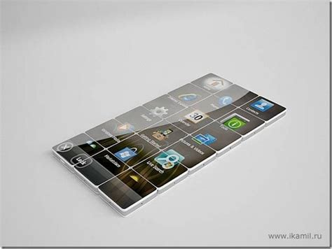 technology and gadgets 187 concept a multifunctional gadget future technology