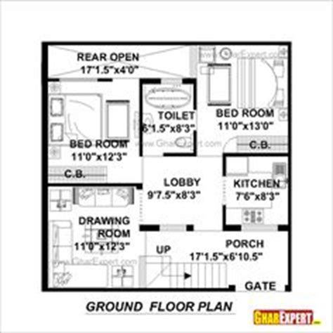 Home Maps Design 100 Square Yard India | house plan for 30 feet by 30 feet plot plot size 100