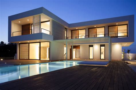 Home Designs: 17 Ultra Modern House Designs   Look For Designs