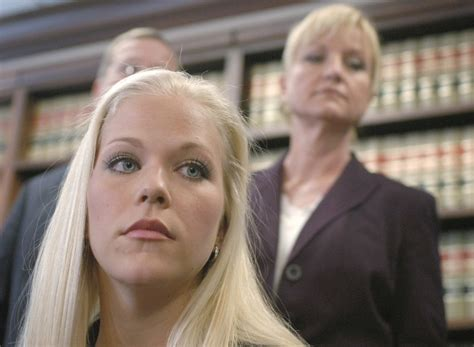 Debra Lafave Arrested On Probation For Talking To by Photos That Ensnared Teachers