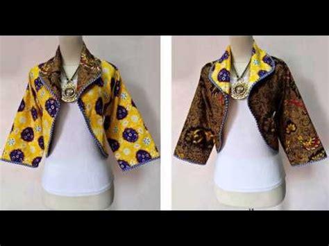 Bolero Batik Bolak Balik Cardigan Batik Blazer Batik cardigan batik cantik susan 05 model 2014 batik